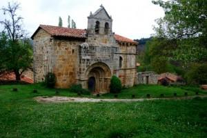 Iglesia románica de Crespos
