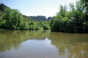El Ebro por Tudanca