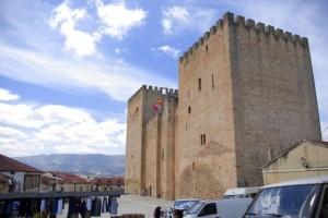 Castillo de Medina de Pomar, la villa más próxima con bonito centro histórico