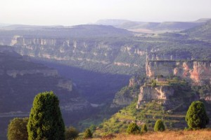 Cañones del Ebro
