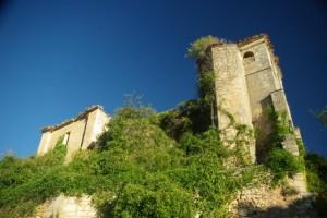 """Cortiguera, en la ruta del cañón del Ebro, donde se rodó """"El disputado voto del señor Cayo"""""""