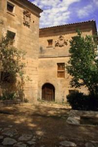 Cortiguera, en la parte alta de la ruta del cañón del Ebro